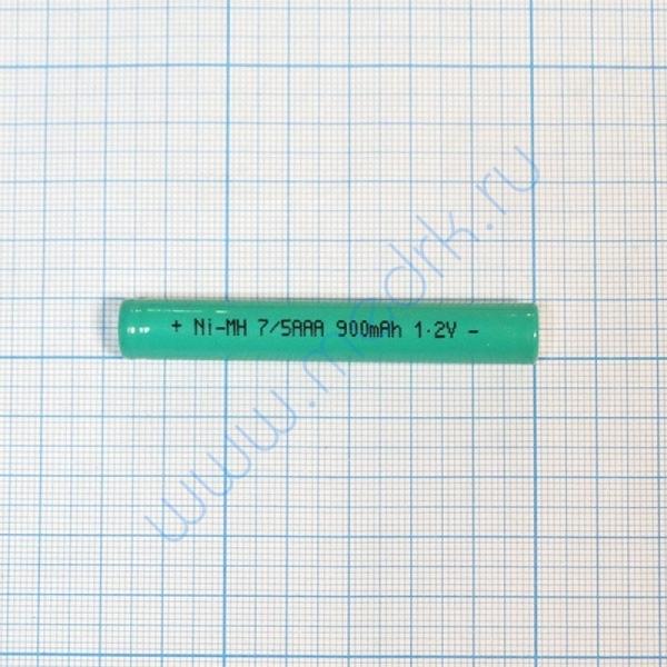 Элемент питания Ni-MH 7/5ААА 1,2 В 900 мАч  Вид 1