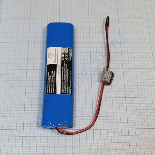 Батарея аккумуляторная 8D-SC2000 для Fukuda Cardisuny C100 без разъема (МРК)  Вид 3