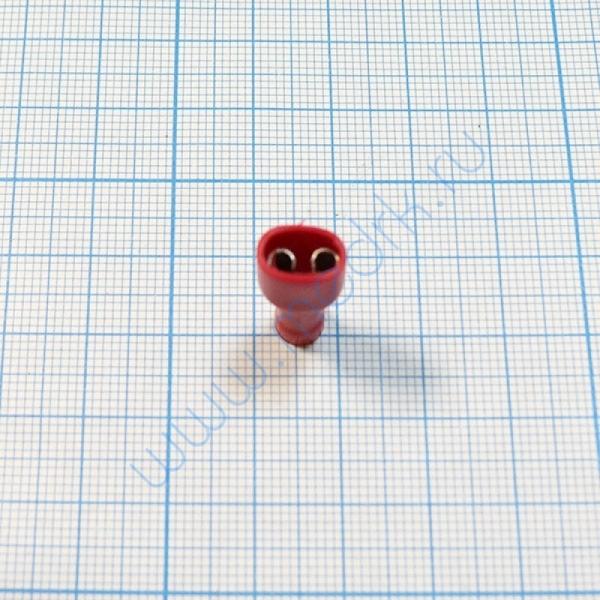 Клемма изолированная плоская 6.3 мм  Вид 4