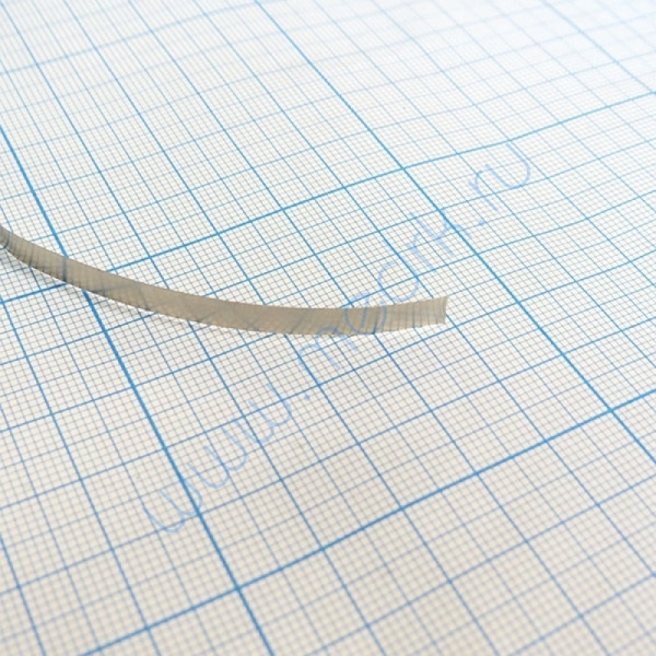 Лента никелевая 5х0,15 мм  Вид 2