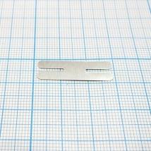 Пластина никелевая Н-образная 0,2х8х28 мм