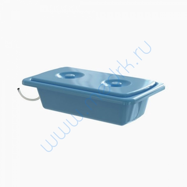 Емкость-контейнер КДС-30-Кронт с боковым сливом  Вид 1
