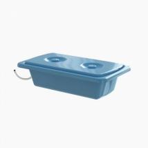 Емкость-контейнер КДС-30-Кронт с боковым сливом