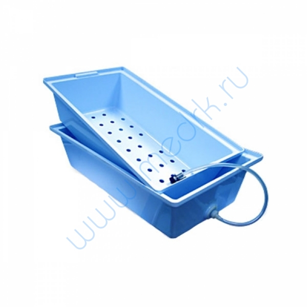 Емкость-контейнер КДС-35-Кронт с боковым сливом  Вид 1