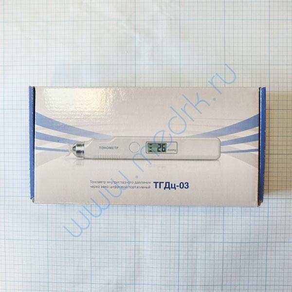 Тонометр бесконтактный внутриглазного давления ТГДц-03-ПРА  Вид 10