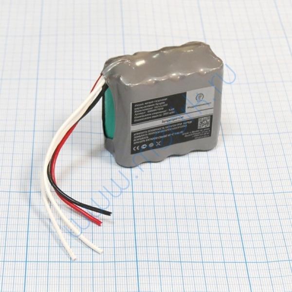 Батарея аккумуляторная 8HAA-2000 для ИВЛ Osiris 3 (МРК)  Вид 2