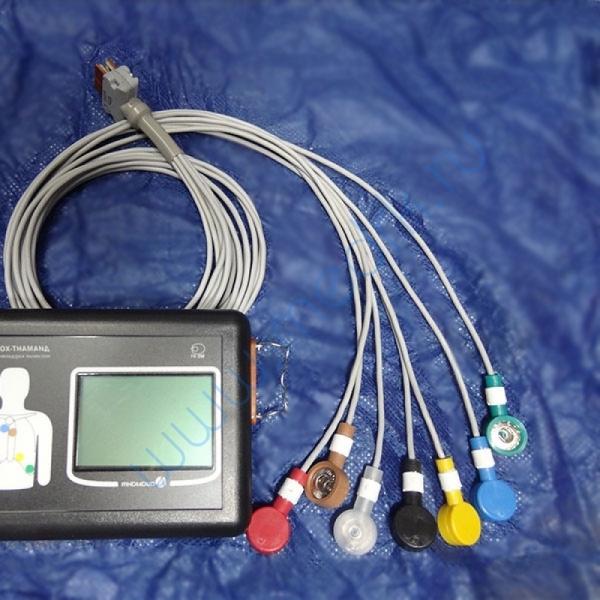 Кабель пациента для регистратора комплекса Диамант-Холтер (7 отведений)  Вид 1