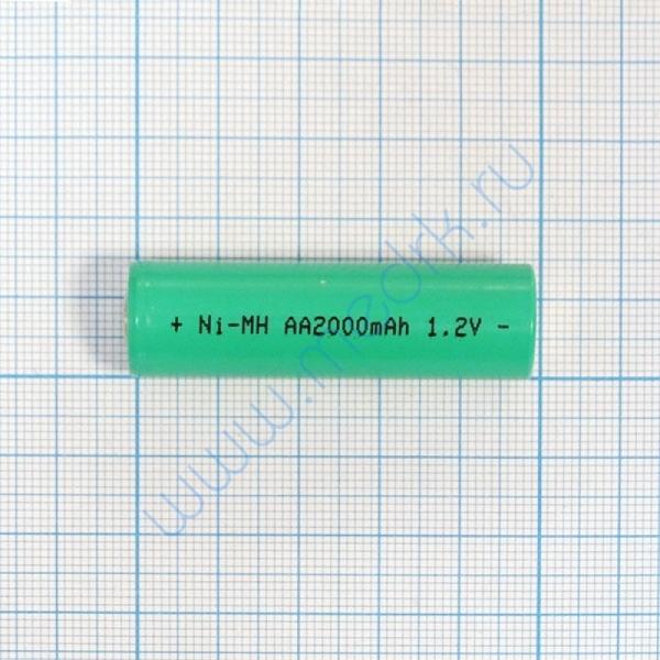 Элемент питания Ni-MH АА 2000 мАч 1,2 В  Вид 1