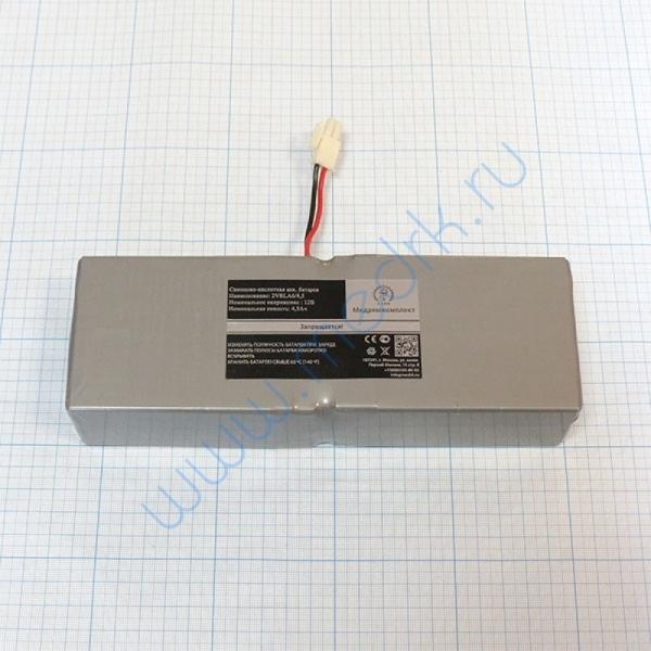 Батарея аккумуляторная 2VRLA6/4,5 для дефибриллятора LTV1200 (МРК)  Вид 1