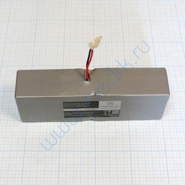 Батарея аккумуляторная 2VRLA6/4,5 для дефибриллятора LTV1200 (МРК)  Вид 4