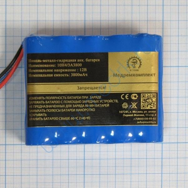 Батарея аккумуляторная 10H-4/3A3800 (МРК)  Вид 3
