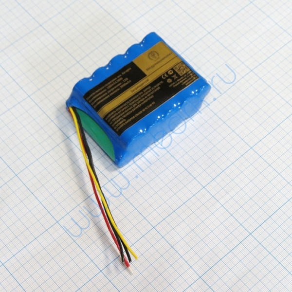 Батарея аккумуляторная 10H-4/3A3800 для ЭКГ Nihon Kohden X062 без разъема (МРК)  Вид 1