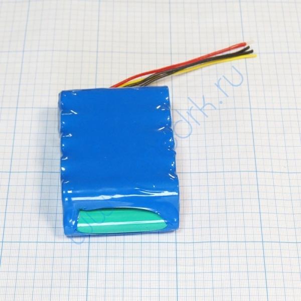 Батарея аккумуляторная 10H-4/3A3800 для ЭКГ Nihon Kohden X062 без разъема (МРК)  Вид 4