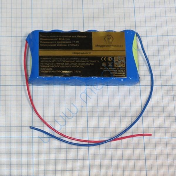 Батарея аккумуляторная 6H-A2700 для насоса Aitecs-2016 (МРК)  Вид 2