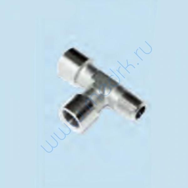 Тройник резьбовой 113-1/2 BP R1/2-HP R1/2+BP G1/2  Вид 1