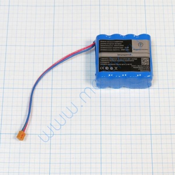 Батарея аккумуляторная 8H-AA2000 для шприцевого насоса Terumo TE-331 с разъемом (МРК)  Вид 1