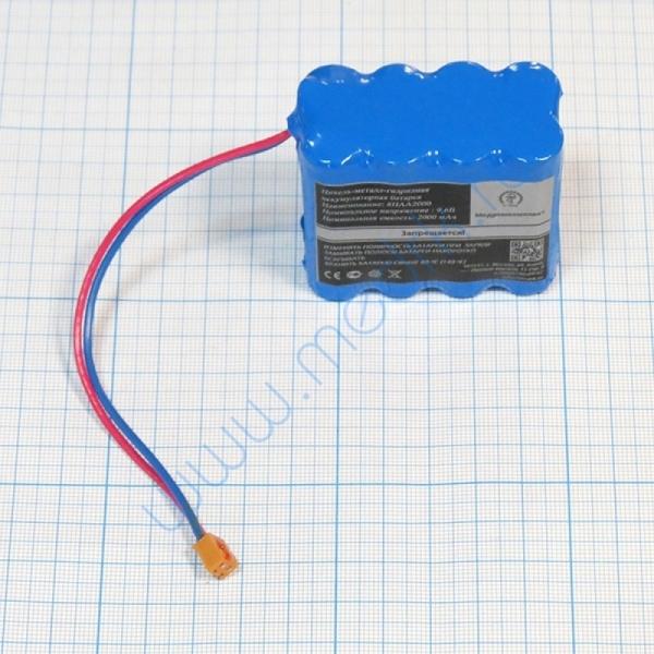 Батарея аккумуляторная 8H-AA2000 для шприцевого насоса Terumo TE-331 с разъемом (МРК)  Вид 3