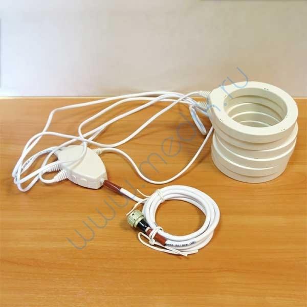 Устройство соленоидное МБФИ 469.157.001 для аппарата Алимп-1 разъем РС-19  Вид 1