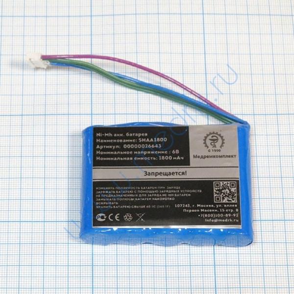 Батарея аккумуляторная 5H-AA2000 для InjectomatAgilia Fresenius Kabi (МРК)  Вид 1
