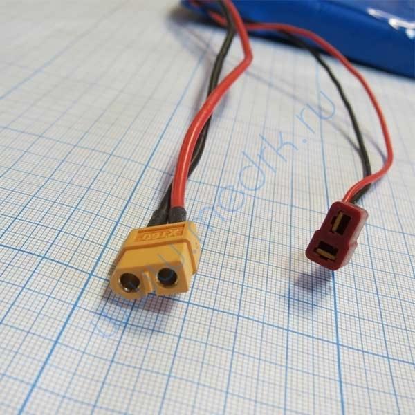Аккумулятор 16S18650 для гироскутера (МРК)  Вид 4