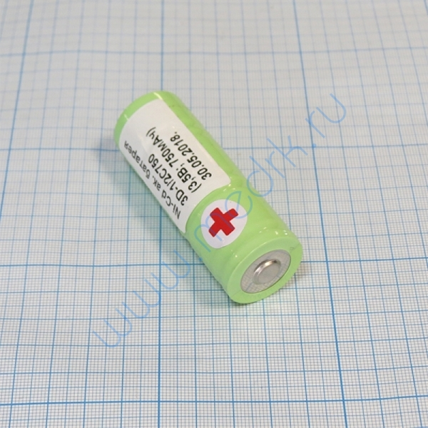 Батарея аккумуляторная 3D-1/2C750 (МРК)  Вид 3