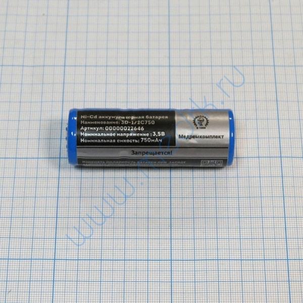 Батарея аккумуляторная 3D-1/2C750 (МРК)  Вид 1