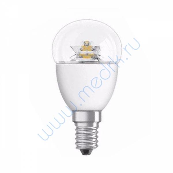 Лампа OSRAM LS CLP40 6W/827 220-240V CL E14   Вид 1