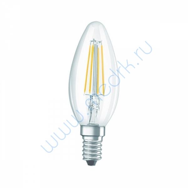 Лампа OSRAM LS CLA B40 4W/827 CL E14  Вид 1