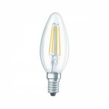Лампа OSRAM LS CLA B40 4W/827 CL E14