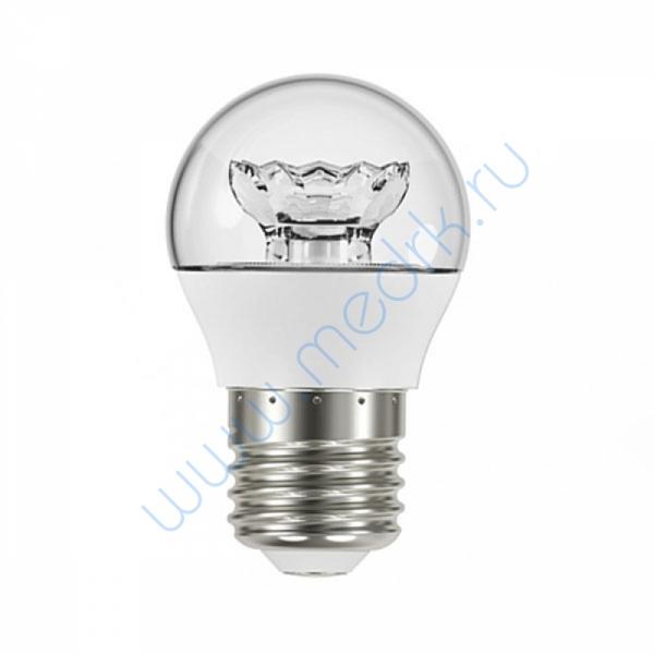 Лампа Osram LED SCL P40 4W/827 230V CL FIL E27  Вид 1