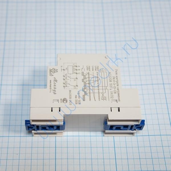 Реле контроля РКН-3-14-08 АС220В УХЛ2  Вид 2