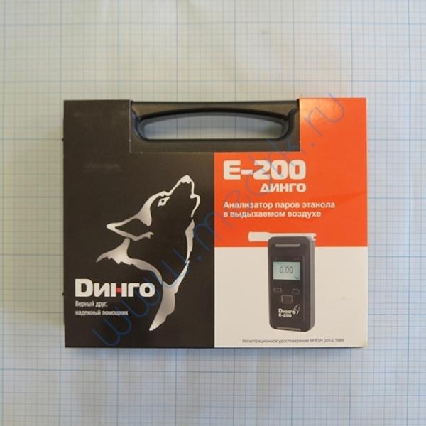 Алкотестер Динго Е-200  Вид 2