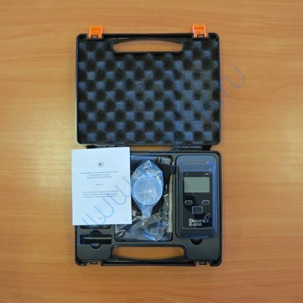 Алкотестер Динго Е-200  Вид 4