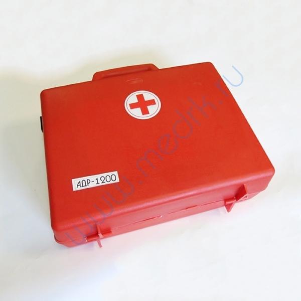 Аппарат дыхательный ручной АДР-1200 (с принадлежностями и отсасывателем)  Вид 1