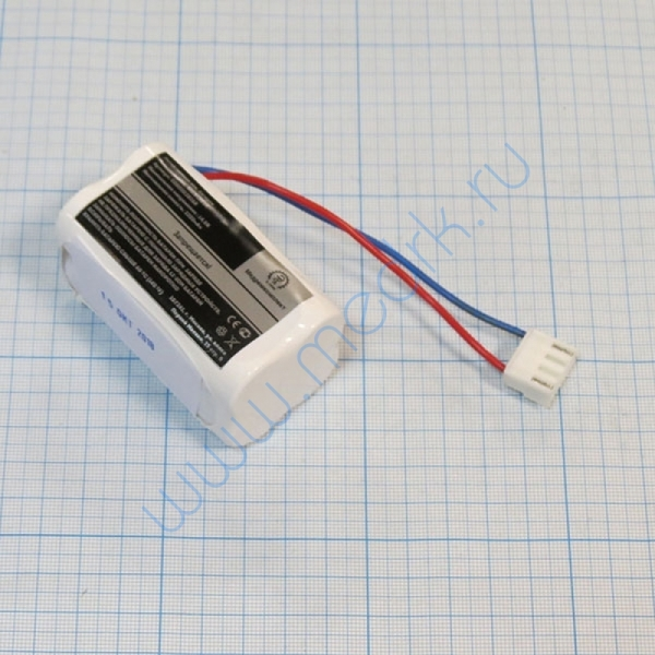 Батарея аккумуляторная 4ICR18650 с ПЗ для электрокардиографа ECG-903A  Вид 4