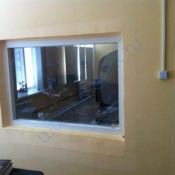 Окно рентгенозащитное 2,0 Pb  Вид 2