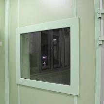Окно рентгенозащитное 1,7 Pb