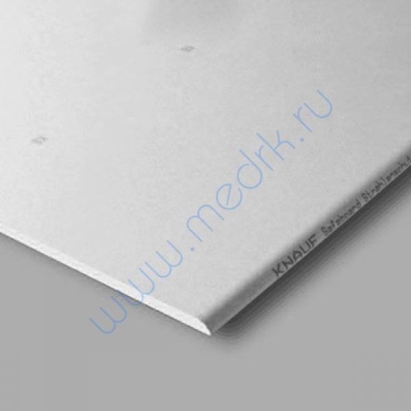 Гипсоплита рентгенозащитная КНАУФ-Сейфборд  Вид 1