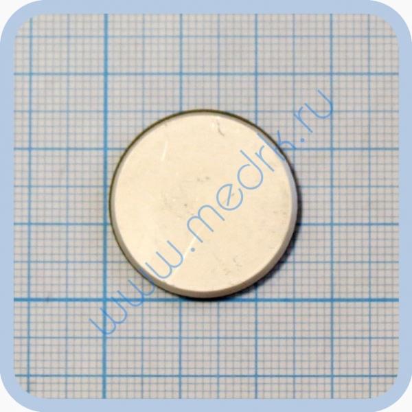 Пьезоэлемент тА7.124.006 к ИУТ 0,88-4.04ф для УЗТ  Вид 1