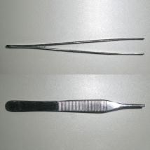 Пинцет анатомический 125 мм Single Use