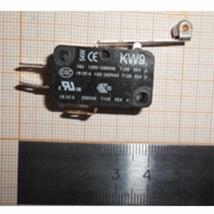 Выключатель концевой KW9 16A 125VAC/250VAC