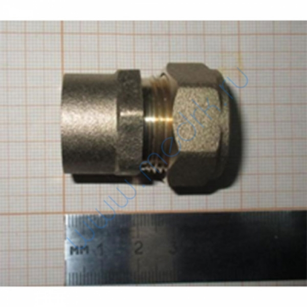 Муфта труба внутренняя резьба (мама) BIC15   Вид 1