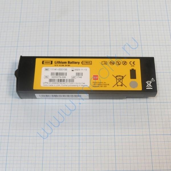 Батарея аккумуляторная для дефибриллятора Lifepak 1000  Вид 1
