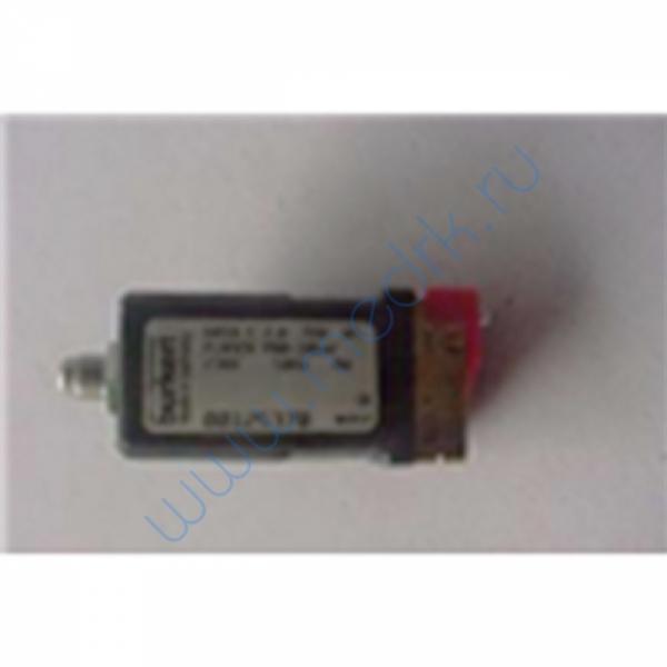 Клапан соленоидный 6014 C 2,0 FKM MS FLNSCH PN0-10bar-230/50 8W 00125370  Вид 1