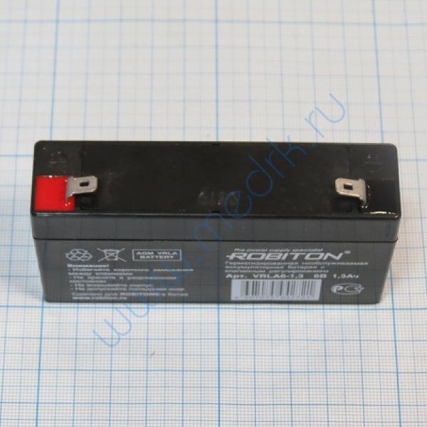 Батарея аккумуляторная VRLA 6-1,3 Robiton  Вид 3