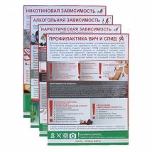Комплект плакатов Здоровый образ жизни