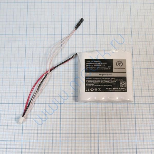 Батарея аккумуляторная 4IFR18650 с ПЗ (МРК)  Вид 1