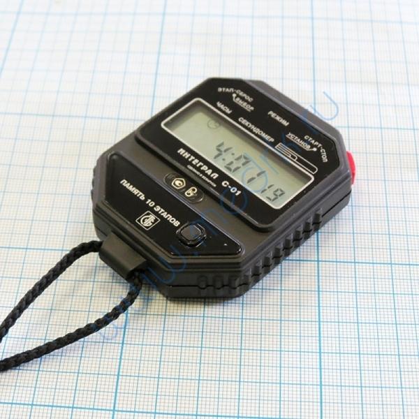 Секундомер электронный С-01 Интеграл  Вид 4