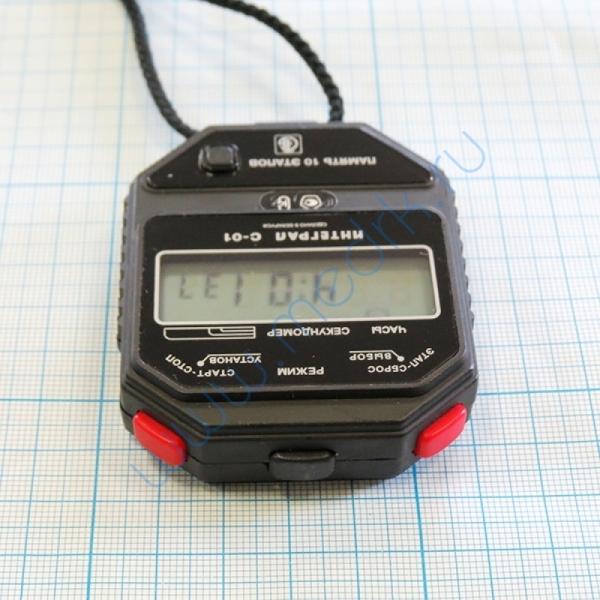 Секундомер электронный С-01 Интеграл  Вид 5