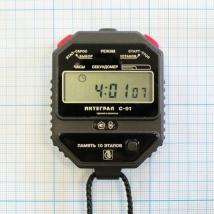 Секундомер электронный С-01 Интеграл